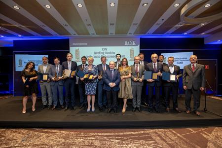 Znamy zwycięzców Rankingu Banków Miesięcznika Finansowego BANK 2019